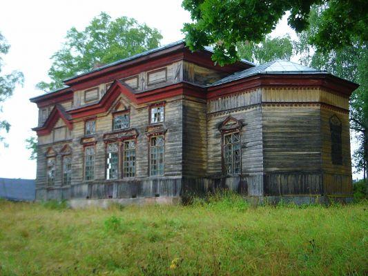 Усадьба Суворова