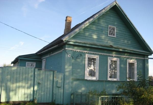 Недорогое жилье вдали от города Боровичи